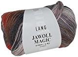 Lang Yarns Pelote de laine/Nylon Jawoll Magic Laine dégradée 6 plis - 70