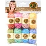 Lion Brand Yarn 10g Vanna paletted Pelote de laine de 100% acrylique, paisible