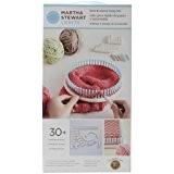 Lion Brand Yarn Company 1 pièce Martha Stewart Kit Metier a tisser et a tricoter