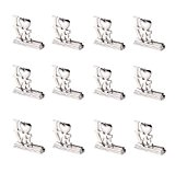 Lot de 12 Pince Porte Nom Marque-place pr Table Reception Mariage Forme LOVE