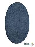 Lot de 3paires de genouillères thermocollantes en jean moyen Couleur 21 Pour protéger les pantalons