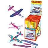 Lot de 6 Planeurs colorés à assembler - Idéal pour les amateurs d'Aéronautique