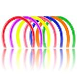 Lumaland 100 ballons de baudruche à modeler multicolores magiques