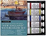 M. Graham Tube Wc New England 5 Color Set