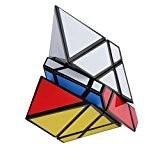 MagiDeal Magic Cube Irrégulière de Parallélépipède Puzzle Jouets pour Enfants