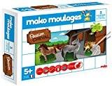 Mako - 39008 - Kit De Loisirs Créatifs - Moulages Chevaux