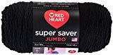 Manteaux fil acrylique Coeur Rouge Super Saver yarn-black