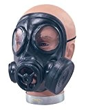 Masque à gaz de l'époque de la deuxième guerre mondial. Ideal pour les adeptes de cette période de l'histoire.