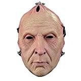 Masque latex adulte jisaw flesh © saw