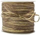 May Arts Ruban, papier d'olive rafia