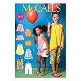McCalls filles Patron de Couture Facile 7149Hauts, tuniques, pour homme et pour femme + Gratuit Minerva Crafts Craft Guide