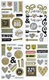 Me & My Big Ideas aggloméré Value Pack-Love CE