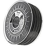 Minadax® Haute Qualité pour 0,75kg 1,75mm M de filament ABS noir pour imprimante 3D fabriqué en Europe