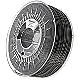 Minadax® Haute Qualité pour 1kg 3mm (2,85mm) ABS Filament Noir pour imprimante 3D fabriqué en Europe
