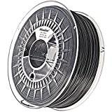 Minadax® Haute Qualité pour 1kg 3mm (2,85mm) de filament en acier gris ABS pour imprimante 3D fabriqué en Europe