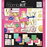 "Moi et mes Grandes idées ""Colorful Metallics"" kit de scrapbooking, Multicolore"