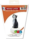 Moule en latex - Chat - DTM