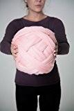 Nata Home and Fashion - Laine ultra épaisse - 100% laine, 23microns. Pour carder, tisser et tricoter avec les bras, ...