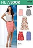 New Look NL6053 Patron de Couture Jupe Longue 22 x 15 cm