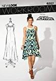 New Look NL6207 Patron de Couture Robe Femmes 22 x 15 cm
