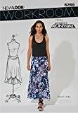 New Look NL6269 Patron de Couture Jupe Longue 22 x 15 cm