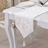 OLQMY-Décoration de table,Européenne table basse table drapeaux, nappe, spike table, nappes longues et nappes moderne mode simple,A,33 * 180cm