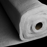 Ouate - molleton de polyester - 100gr - 210 cm large - 100% polyester - ouate