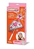 Padaboo PMZ905 Baguette/Diadème de Princesse Kit Pâte à Modeler Multicolore 23,5 x 44 x 4,5 cm