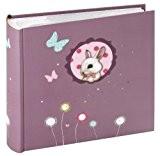Panodia 271048 Foxy Album Photo 200 Vues/Pages Violet 11.5 x 15 cm