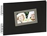 Panodia 271060 Tais Album Photo 40 Pages Traditionnel Noir 31 x 23 cm