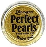 parfait perles pigments Ranger Industries Poudre, Perfect Gold