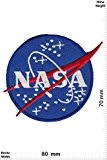 Patches - NASA darkblue -new - Aéronautique et espace - Nasa - Nasa- Applique embroidery Écusson brodé Costume Cadeau - ...