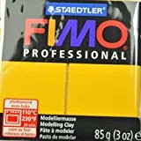 Pâte Fimo professional 85g ocre (n°17)