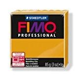 Pâte Fimo Professional 85gr Ocre (n°17)