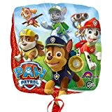 Paw Patrol - Party Anniversaire Ballon Feuille Little Heroes 43cm