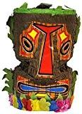 Piñata Tiki Hawai - Taille Unique