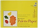 Pro-Art-Bilderpalette Strathmore Palette papier Pad 30,5cm x 40,6cm, 40feuilles