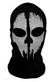 Queenshiny® Balaclava Ski Crâne capuche Masque