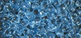 Rayher Hobby 14720825Miyuki perle de de Drop, transparent, Ø 3,4mm, Aquamarine, boîte 12g