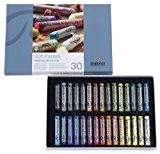 Rembrandt Boîte de 30 pastels tendres