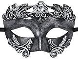 Romaine mascarade Masque vénitien homme masque visage animaux Masque deguisement halloween masque de loup mardi gras