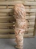 Ruban raffia naturel bastzopf ca .1 raffiaband, ruban kg