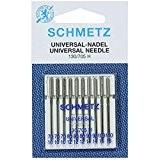 Schmetz-10aiguilles universelle-130/705H-70-110Nm//10-18