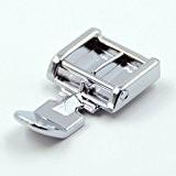 Seasofbeauty Pieds de biche Clip On Zipper Multifonction Presseur Machine à Coudre Domestique