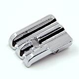 Seasofbeauty Pieds de biche Double Welting Piping Cording Multifonction Presseur Machine à Coudre Domestique