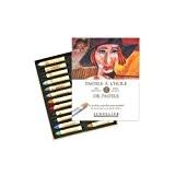 Sennelier artistes huile Pastels - Set of 24 x Portrait Couleurs