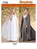 Simplicity S7749.U5 Patron de Couture Costume Historique