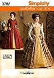 Simplicity Sewing Pattern 3782-Patrons de couture Costumes pour femme Taille RR (35, 5-40,6 18-20)