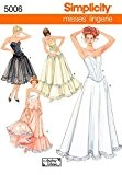 Simplicity Sewing Pattern 5006 - Patrons costumes pour femme Tailles?: RR (14-16-18-20)