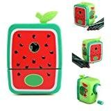 SODIAL(R) Pasteque Taille-Crayon Manuel Manivelle Bureau papeterie scolaire Enfants